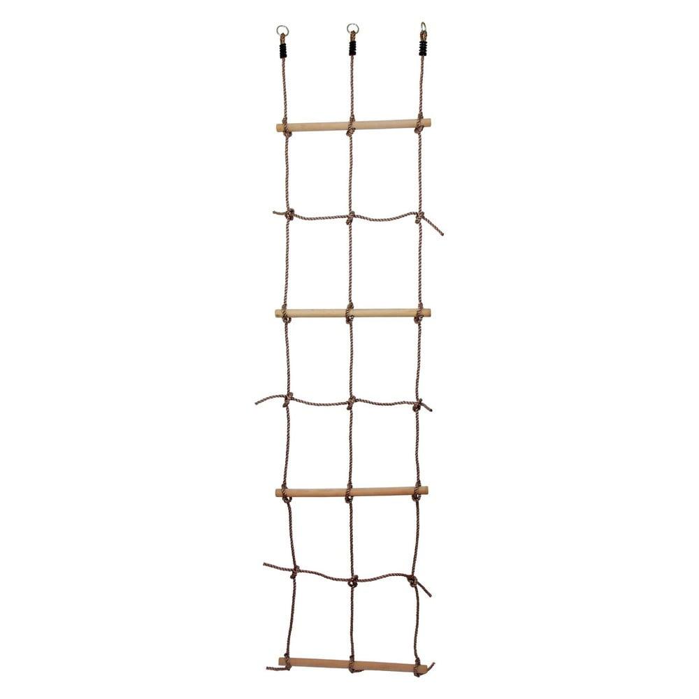Dřevěný lanový žebřík Legler Rope Ladder