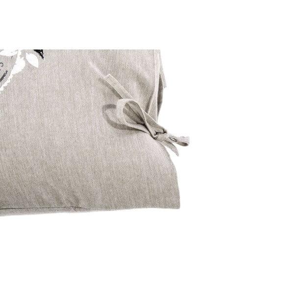 Povlak na polštář Rose 40x50 cm, šedý
