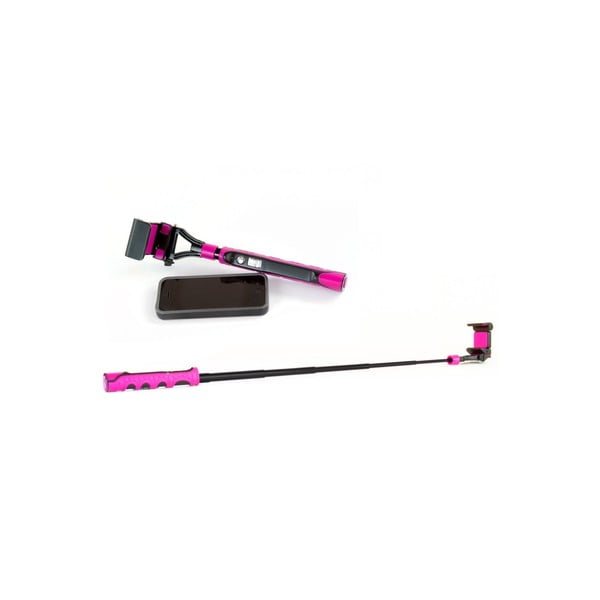 Selfie stick Smart Ireach, růžová