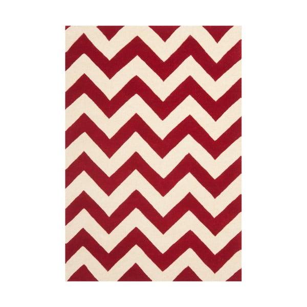 Vlněný koberec Safavieh Crosby, 121x182 cm