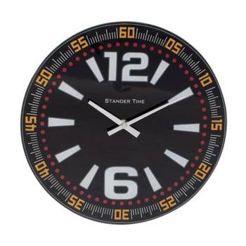 Ceas de perete Mauro Ferretti Time B, ⌀ 30 cm imagine