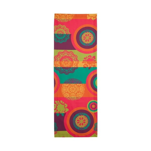DESIGUAL Běhoun na stůl Rainbow, 50x150 cm