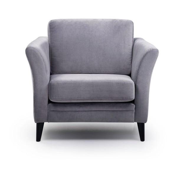 Eden szürke fotel - Softnord