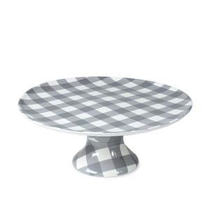 Servírovací talíř Anne, šedý