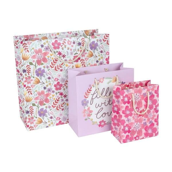 Sada 3 dárkových tašek Tri-Coastal Design Jenna Lynn