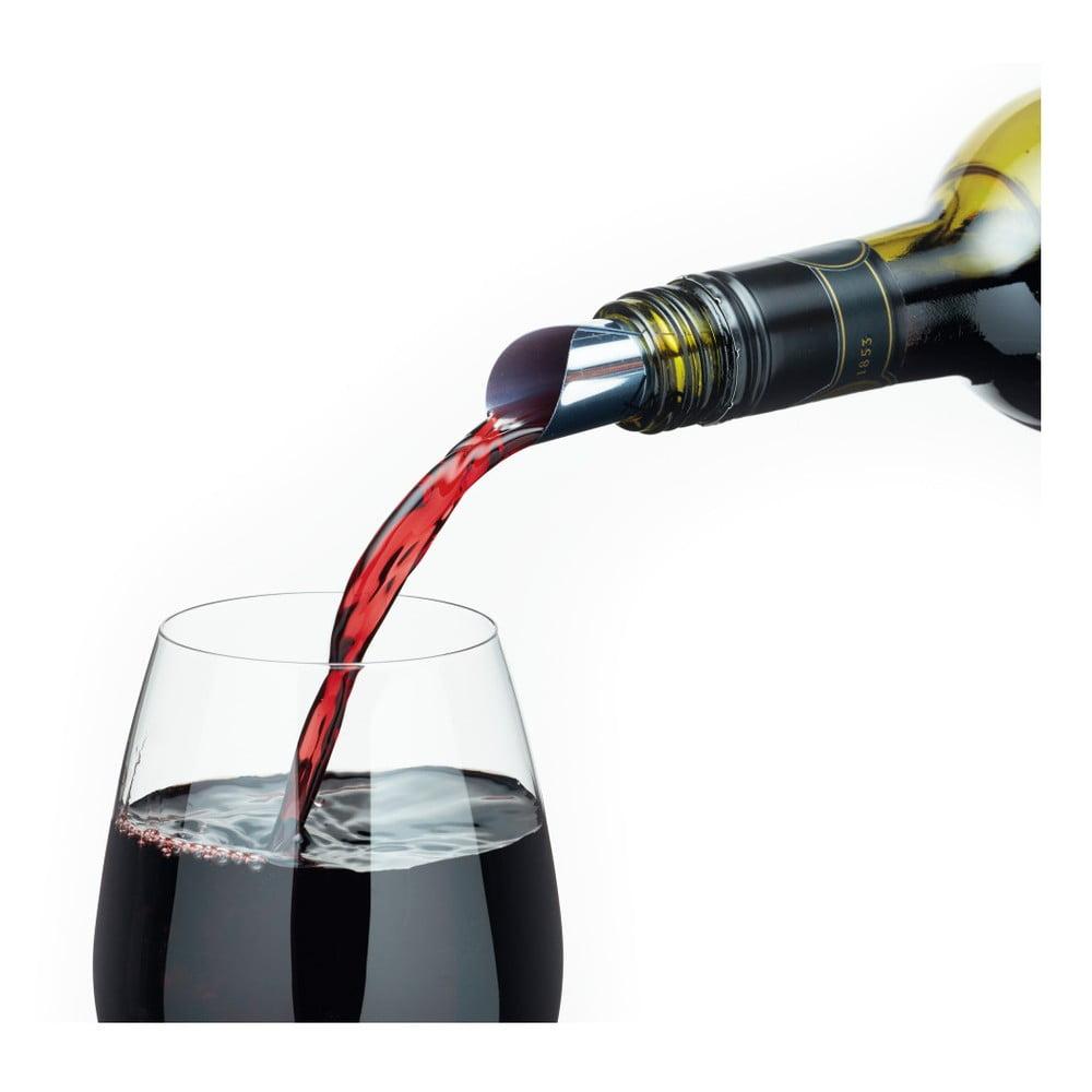 Sada 3 nálevek na víno Kitchen Craft Pourers