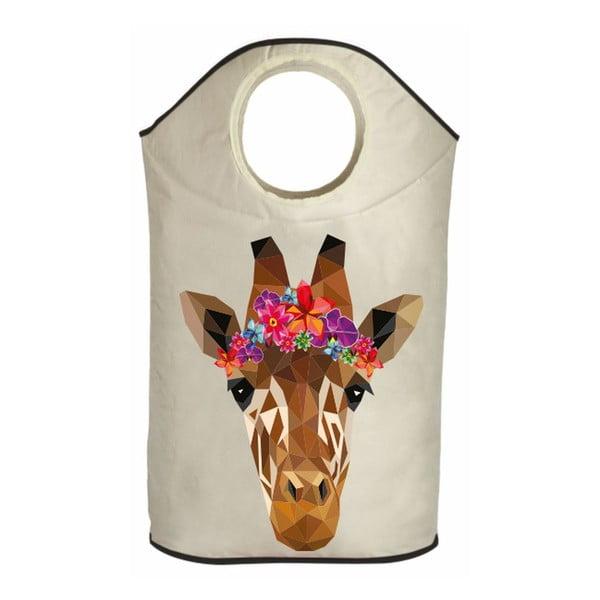 Koš na prádlo Beautiful Giraffe