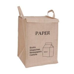 Koš na recyklaci papíru Clayre & Eef
