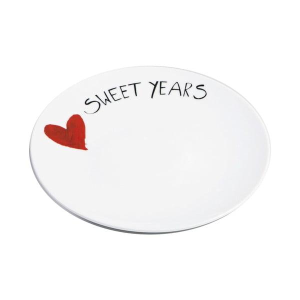 Set talířů Fade Love Sweet Years, 18ks