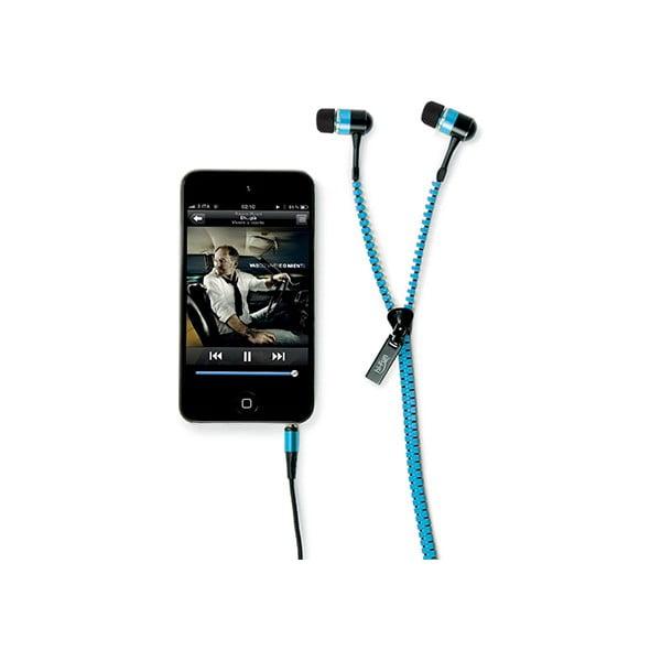 Sluchátka hi-Zip, modrá