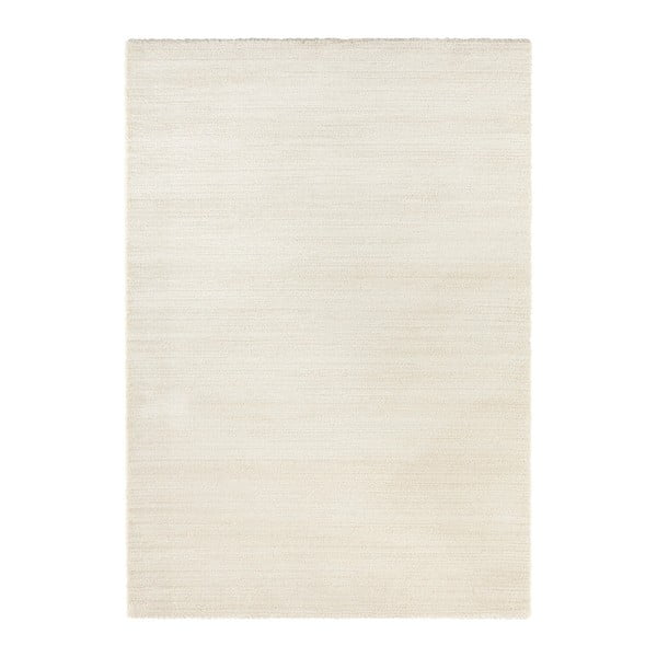 Světle krémový koberec Elle Decor Glow Loos, 80 x 150 cm