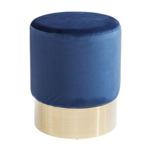 Taburet Kare Design Cherry, albastru