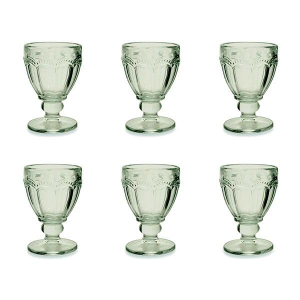 Sada 6 skleněných pohárů Villa d'Este Corinto, 270 ml