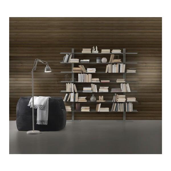 Knihovna Zefiro II Grey