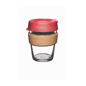 Pahar de călătorie cu capac KeepCup Brew Cork Edition Thermal, 340 ml