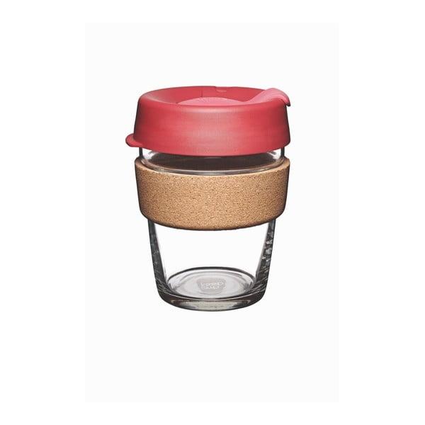 Pahar de voiaj cu capac KeepCup Brew Cork Edition Thermal, 340 ml