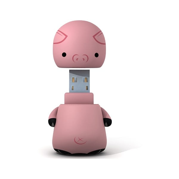 USB flash disk Pig, 2 GB