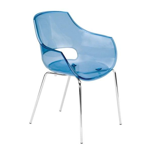 Židle Opal, blue