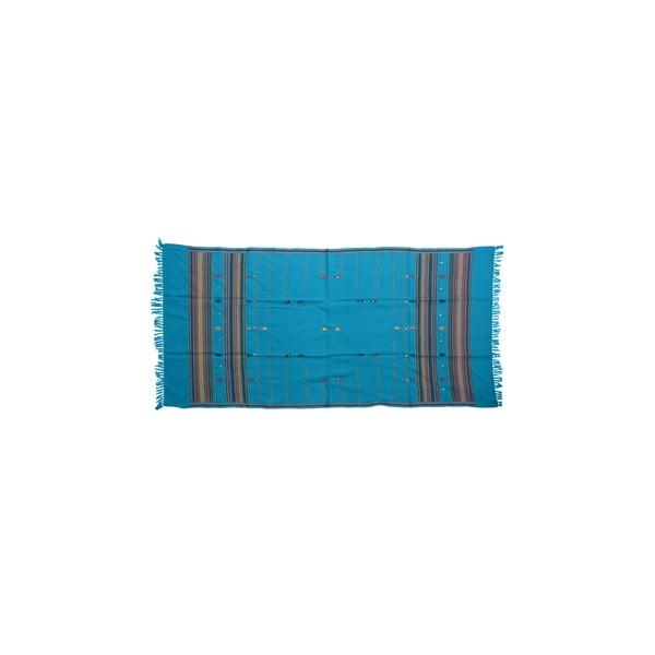 Šátek/pléd Manton Azul, 120x240 cm