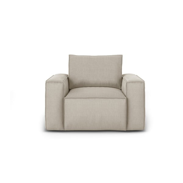 Miami bézs fotel - Cosmopolitan Design