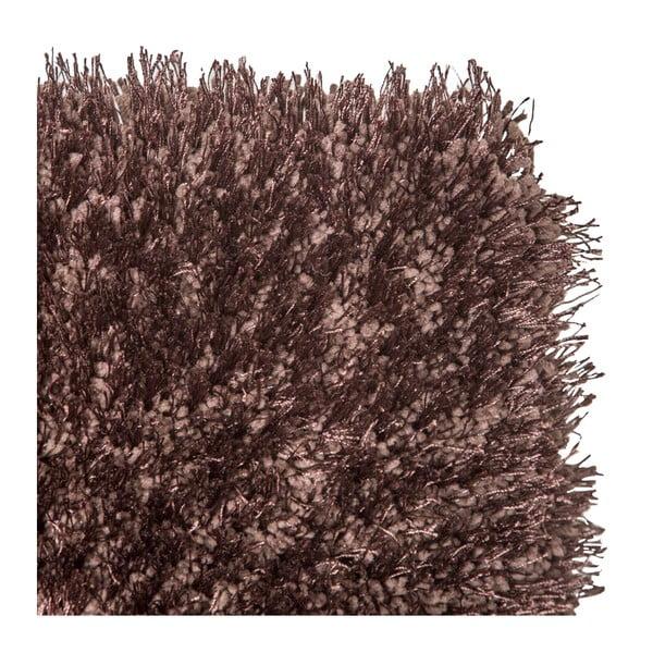 Koberec Porto 70x140 cm, hnědý