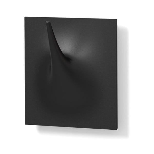 Nástěnný háček Rhino, černý
