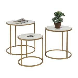 Sada 3 odkládacích stolků Kare Design Limbo