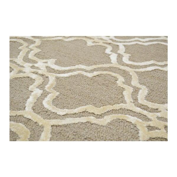 Koberec Miami Soft Mocca/Beige, 153x244 cm