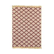 Červený koberec Floorist Claret Red, 120x180cm