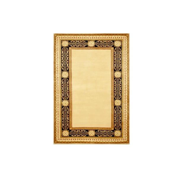 Vlněný koberec Vanilla, 120x180 cm