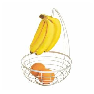 Košík na ovoce s háčkem iDesign Austin, ø 27,31 cm