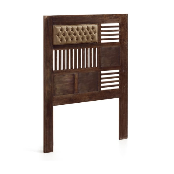 Čelo k posteli Industrial Upholstered, 100x135 cm