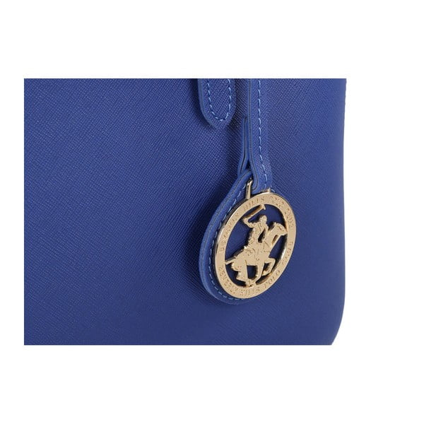Modrá kabelka Beverly Hills Polo Club Dina