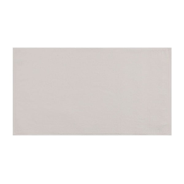 Sada dvou ručníků v krémové barvě Victorian, 90x50cm
