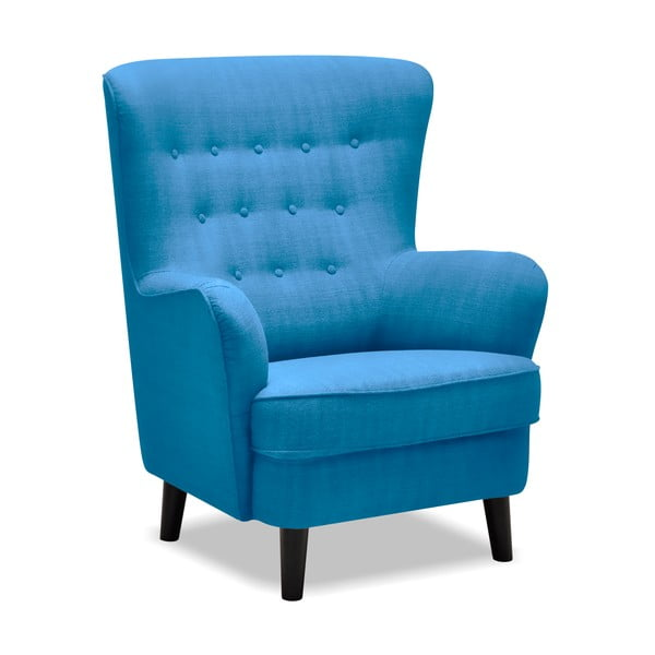 Křeslo Fifties, modré