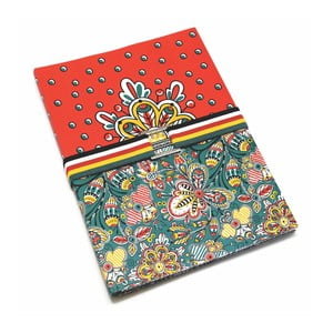 Zápisník A4 Makenotes Boogie Woogie, 80stránek