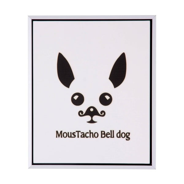 Tablou sømcasa Dog, 25 x 30 cm