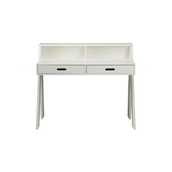 Max fehér íróasztal - WOOOD