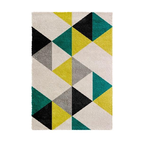 Krémový koberec Chiffon, 120x170cm