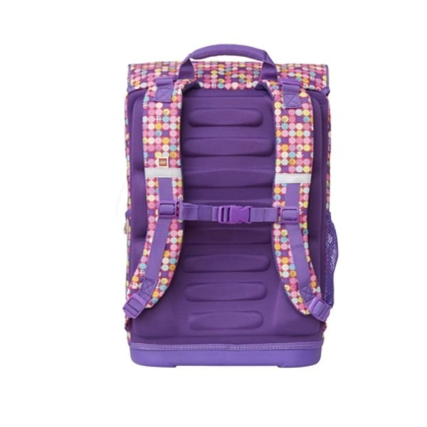 Školní batoh s taštičkou LEGO® Friends Confetti Optimo