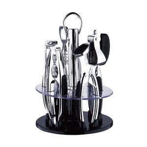 Kuchyňské nástroje ve stojanu Gadget, 6 ks