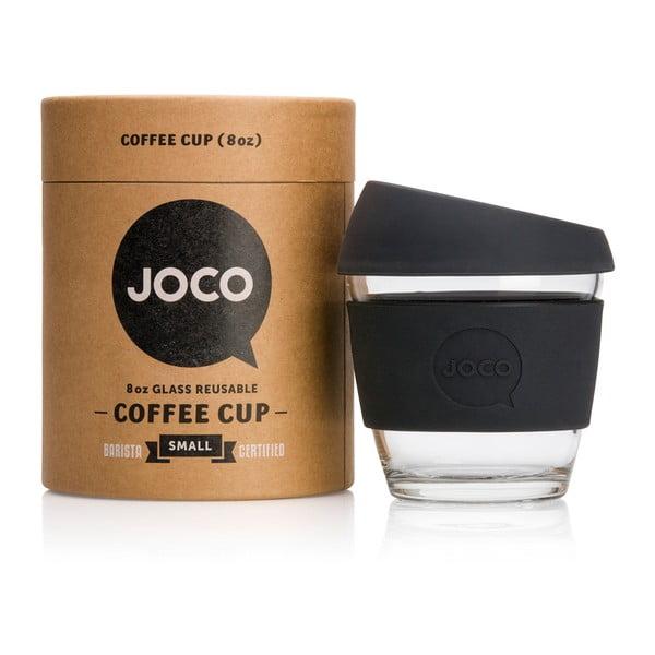 Cestovní hrnek na kávu Joco Cup 227 ml, černý