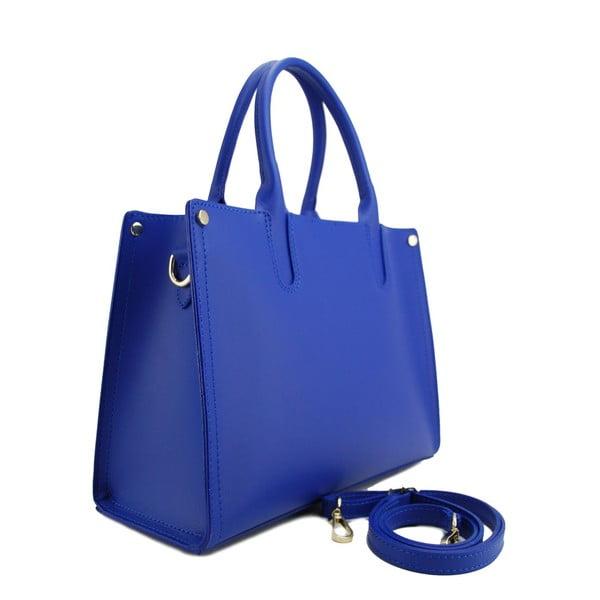 Kožená kabelka Entana Bluette