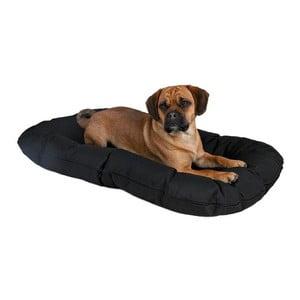 Podložka pro psy Drago 80x60 cm, černá