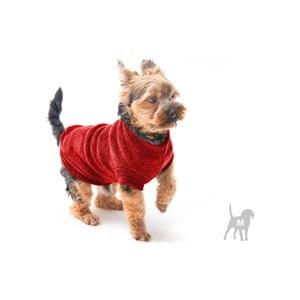 Červený svetřík pro psy Marendog Trip, vel. M