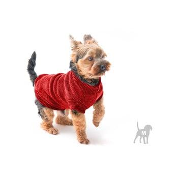 Pulover pentru câini Marendog Trip, mărime M, roșu de la Marendog