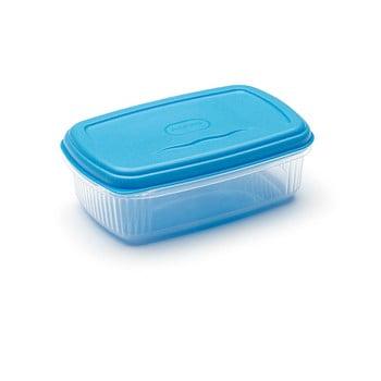 Recipient pentru mâncare cu capac Addis Seal Tight Rectangular Foodsaver, 700 ml imagine