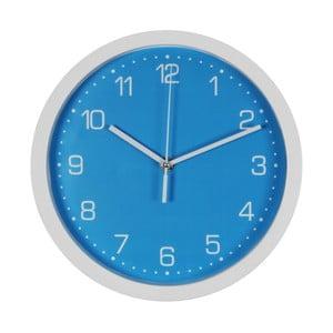 Modré nástěnné hodiny Just 4 Kids Arabic Dial, ⌀ 26,5 cm