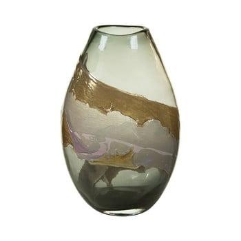Vază din cristal lucrată manual Santiago Pons Crystal, înălțime35cm de la Santiago Pons