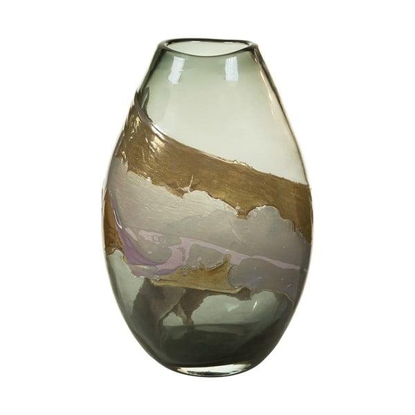 Vază din cristal lucrată manual Santiago Pons Crystal, înălțime35cm